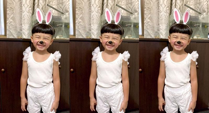 DIY兔子裝》超簡單的手作兔子裝扮,萬聖節、中秋節表演活動造型!不用租借服裝,自己動手做! @章魚娜娜 ∞ 玩味生活
