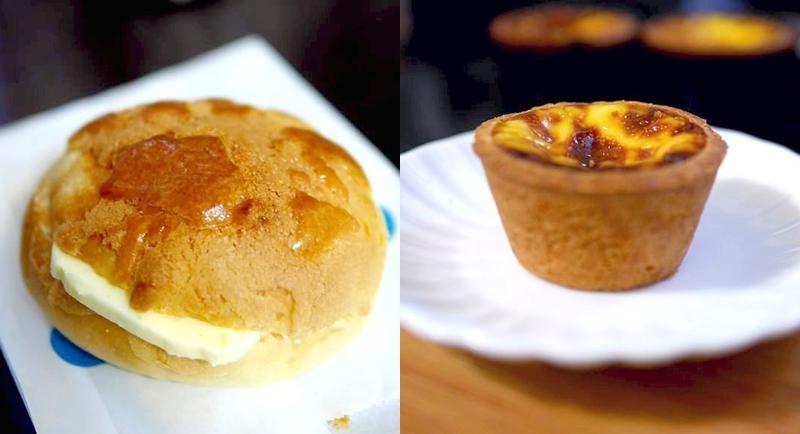 柏菲Perfect》板橋美食│冰火菠蘿包、牛奶菠蘿、酥皮芙蓉蛋撻,平價甜點首選!下午茶點心好選擇。 @章魚娜娜 ∞ 玩味生活