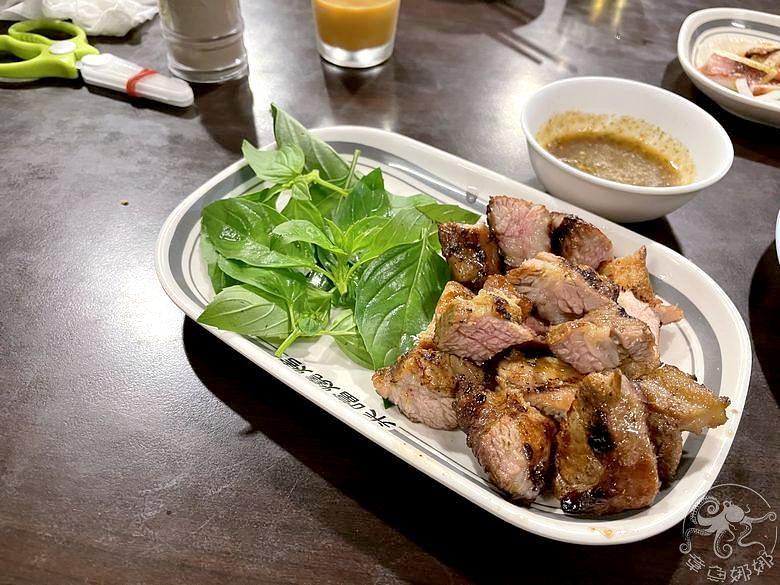米噹泰式燒烤》擺脫傳統鹽味的另類燒烤,酸辣好吃又過癮,平價燒烤的泰式料理│花蓮美食 @章魚娜娜 ∞ 玩味生活