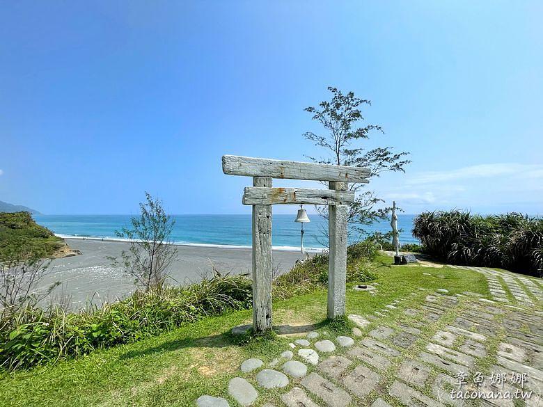 花蓮壽豐》牛山呼庭│山海、綠地、漂流木,與神秘海灘的相遇! @章魚娜娜 ∞ 玩味生活